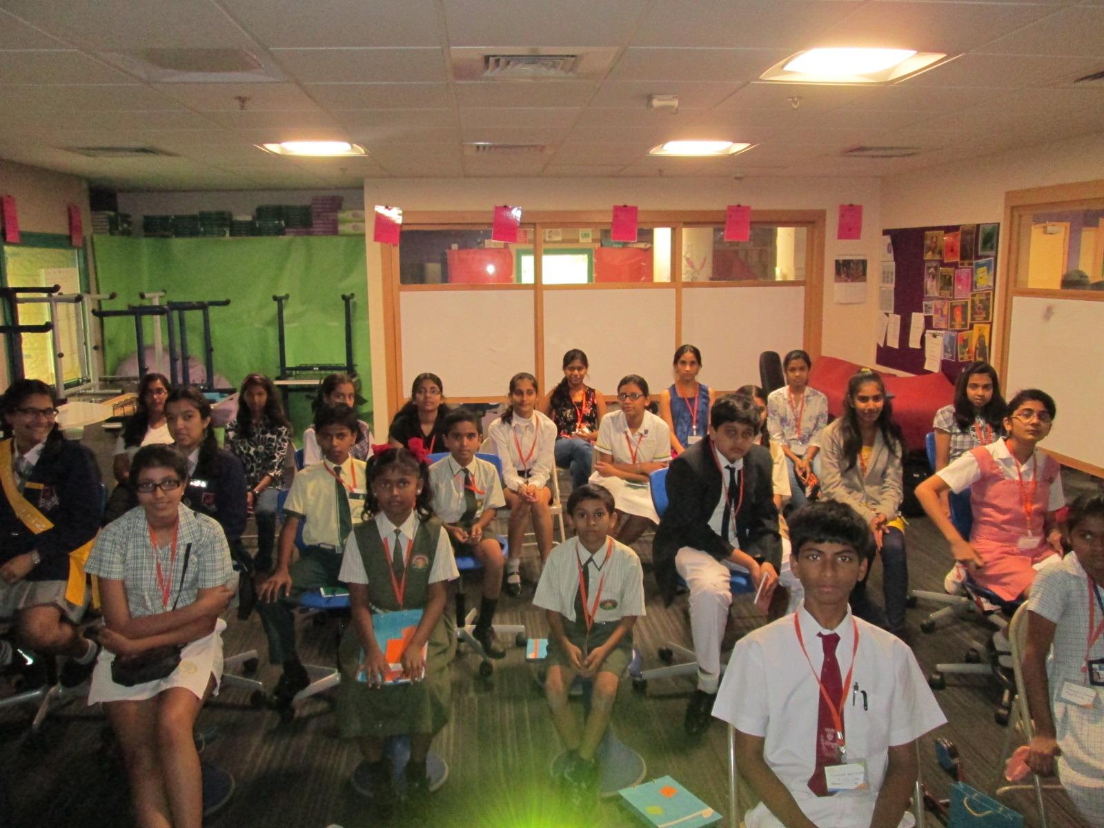 American Embassy School in Mumbai