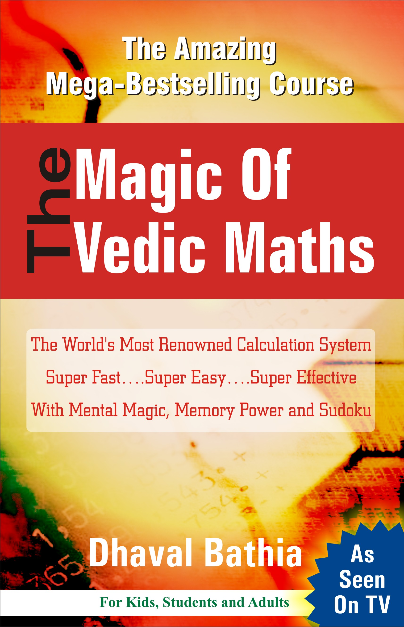 COMPLETE VEDIC MATH KIT