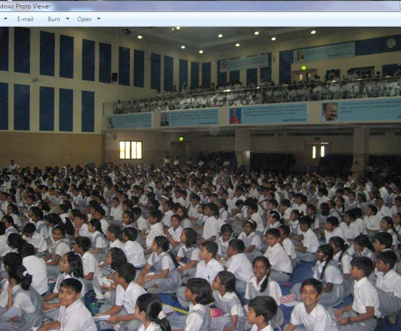 Indian School Muscat (Junior Batch)