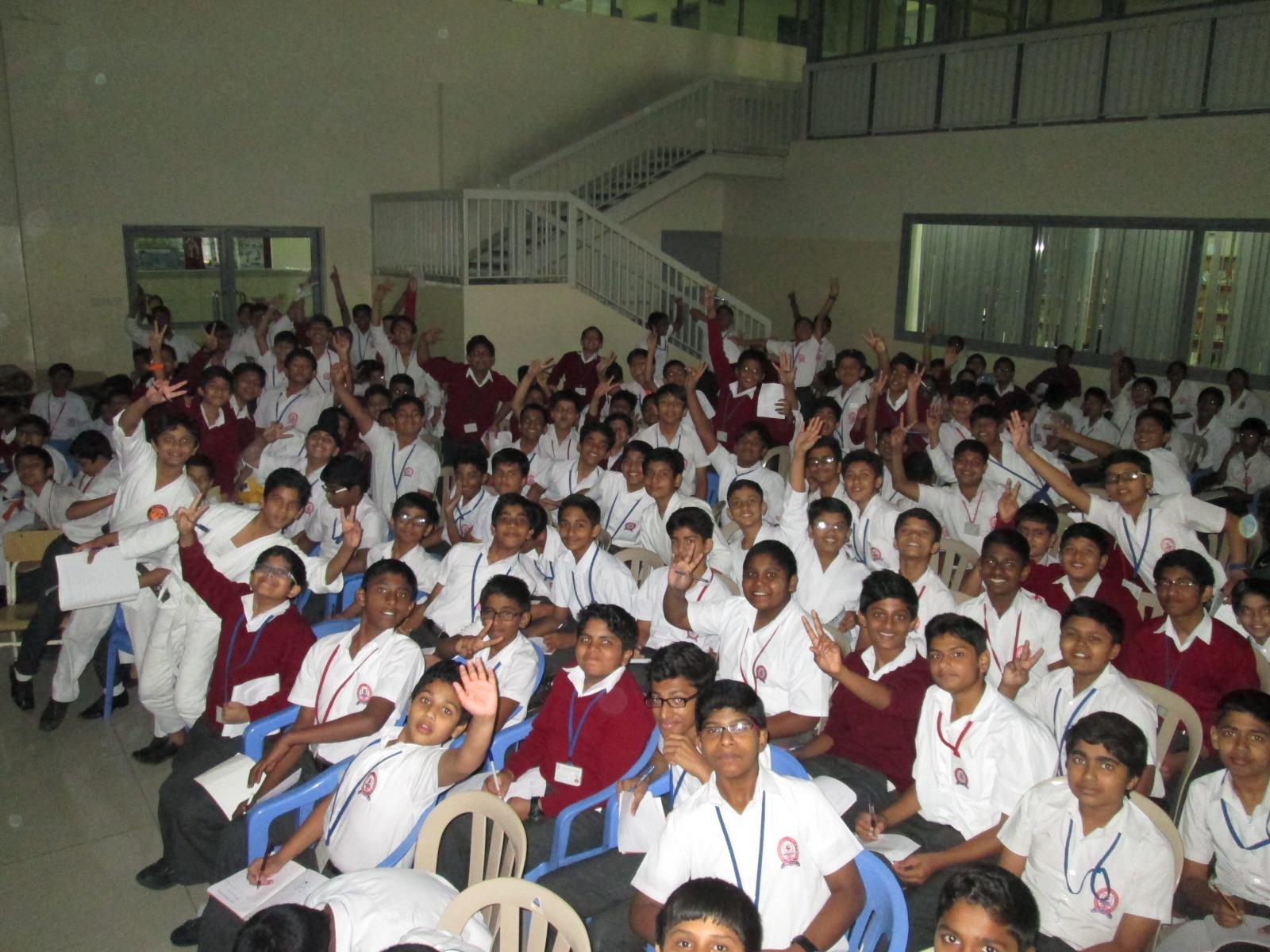 International Indian School Ajman