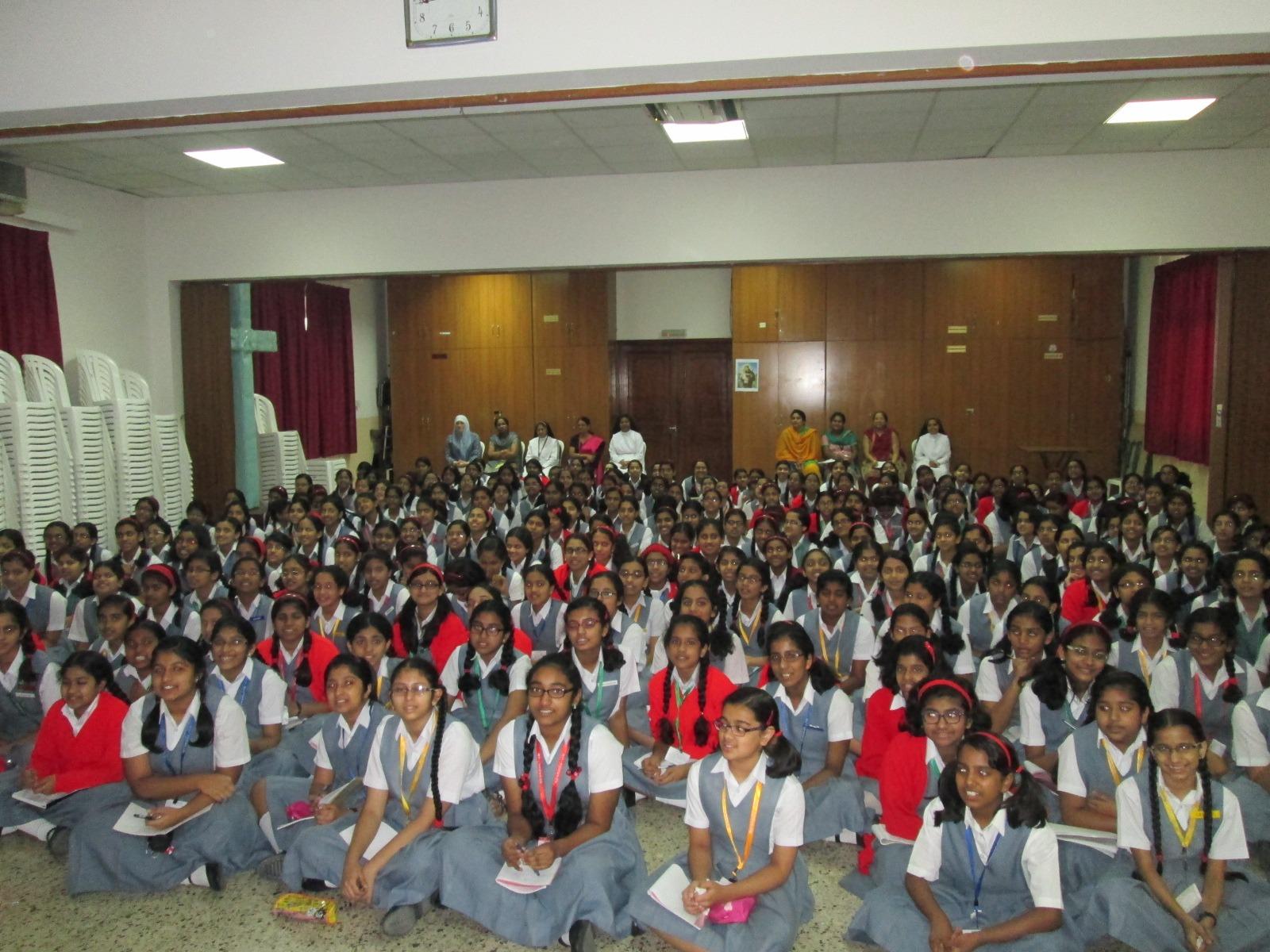 St. Joseph's School Abu Dhabi invites us again