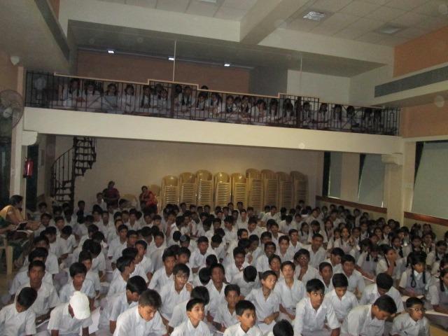 MA High School Andheri