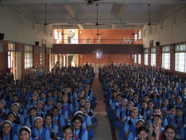 Mary Immaculate Girls School in  Kalina