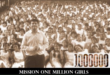 Mission One Million Girls