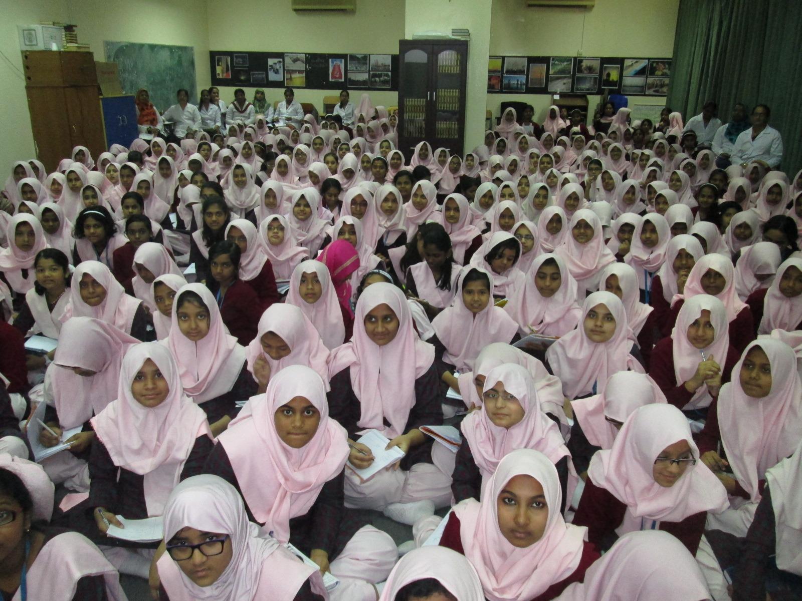 Model School Abu Dhabi Girls