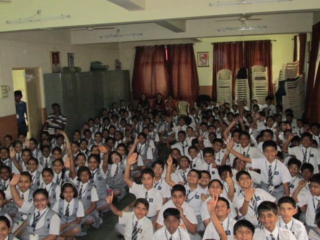 Ramseth Thakur School Hall.