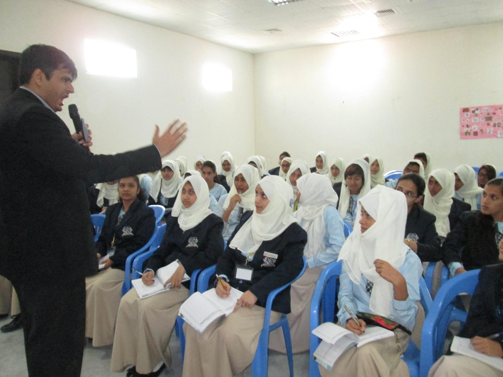 Royal Academy...Girls from Afghanistan, India, Sri Lanka, Pakistan and Bangladesh