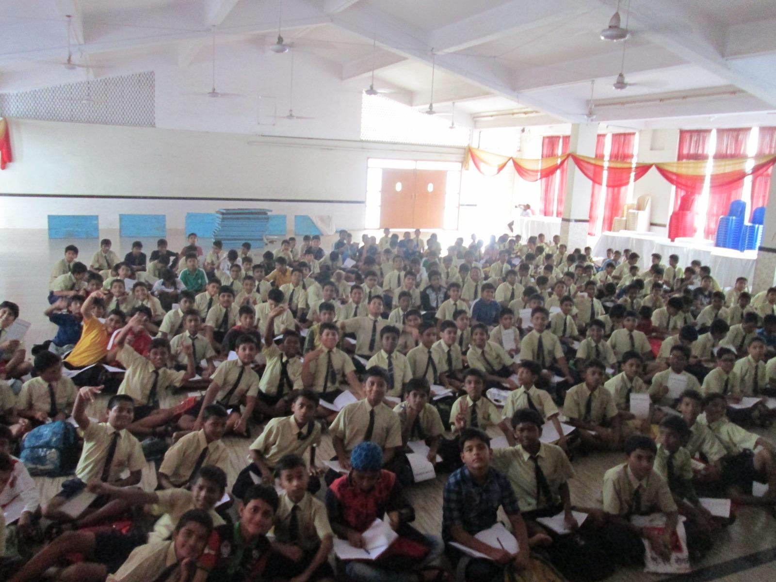 St. Theresa's School Bandra