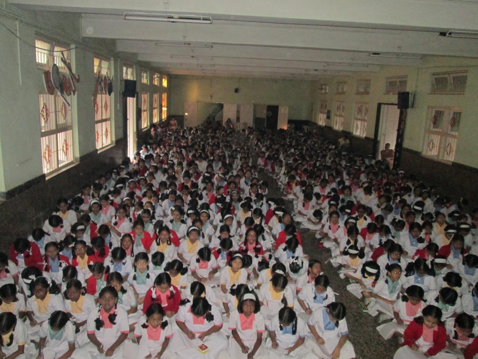 St. Charles School in  Santacruz