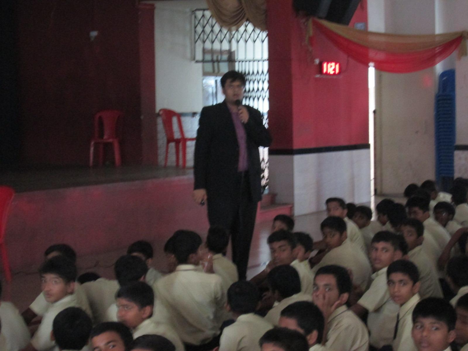 St. Theresa Bandra School