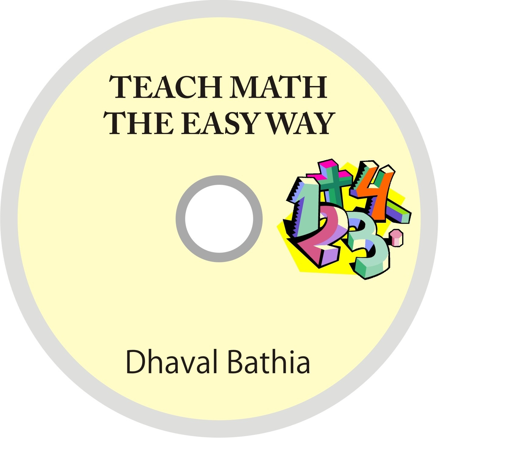 TEACH MATH THE EASY WAY