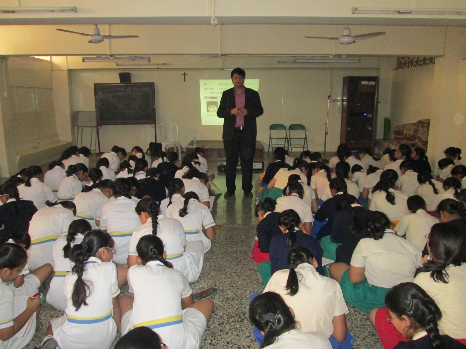 Villa Theresa, a very reputed school in Mumbai